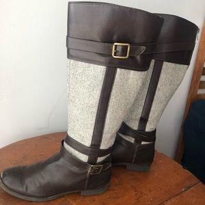 Lauren Conrad Riding Boots size 8
